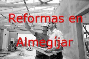 Reformas Granada Almegíjar
