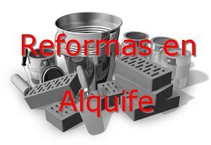 Reformas Granada Alquife