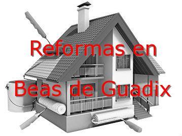 Reformas Granada Beas de Guadix