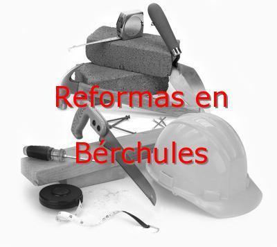 Reformas Granada Bérchules