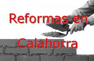 Reformas Granada Calahorra