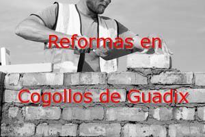 Reformas Granada Cogollos de Guadix