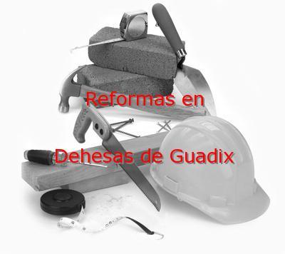 Reformas Granada Dehesas de Guadix