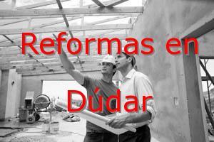 Reformas Granada Dúdar