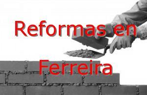Reformas Granada Ferreira