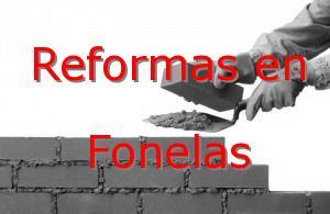 Reformas Granada Fonelas