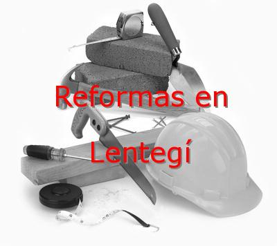 Reformas Granada Lentegí