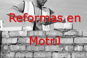 Reformas Granada Motril