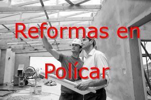 Reformas Granada Polícar
