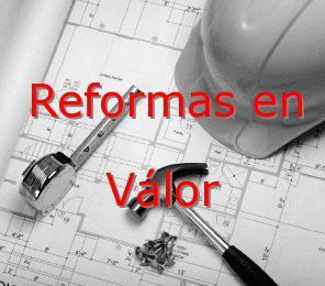 Reformas Granada Válor